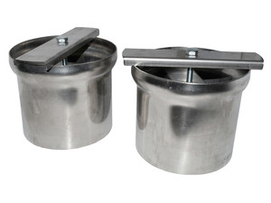 Defender 110 Rear Dislocation Cone Pair - DA1962