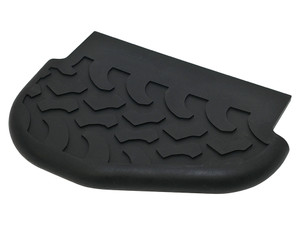 Rear Step Replacement Rubber Top - DA4818