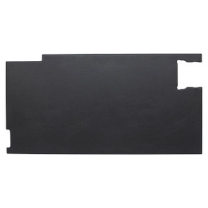 Series 3 Right Hand Side Lower Door Trim Black - DA2029