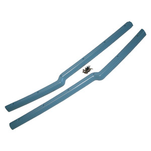 Discovery 1 Dash Trim Kit Blue - DA2091