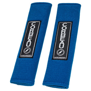 Harness Pad Blue Corbeau - DA7315