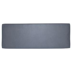 Defender & Series Vinyl Twill Rear Base Bench Seat - 320674RPI