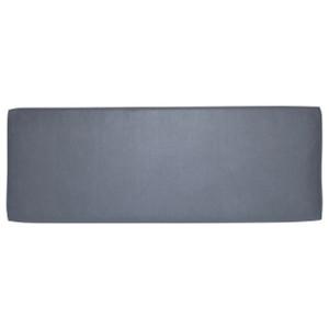 Defender & Series Rear Base Bench Seat Grey - 320674LCS