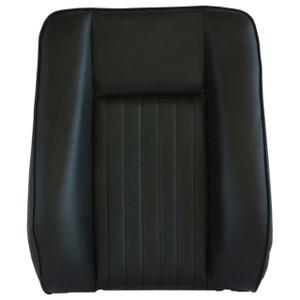 Series Deluxe Centre Seat Back Black - MTC3181