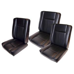 Series Deluxe Seat Kit Black - DA4298