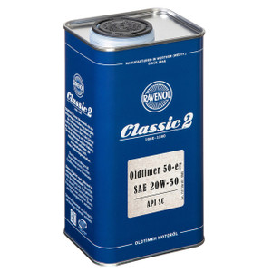 Oldtimer Classic SAE 20W-50 API SC Multigrade Engine Oil Ravenol - DA4964