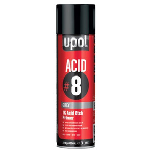 Acid#8 Etch Primer Aerosol 450ml Raptor - DA6393