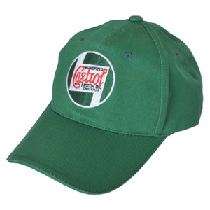 Baseball Cap Green Castrol - DA6274