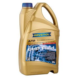 ATF 6HP Fluid Transmission Oil 4 Litre Ravenol - TYK500050-4L