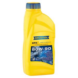 EPX SAE 80W-90 GL 5 Gear Oil 1 Litre Ravenol - LR003156