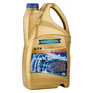 ATF T-WS Lifetime Transmission Oil 4 Litre Ravenol - DA6375