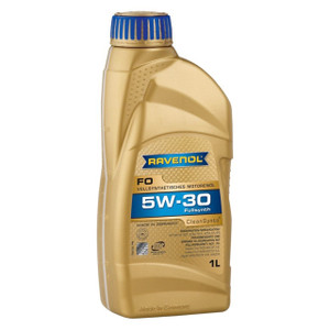 FO SAE 5W-30 Low Friction Engine Oil 1 Litre Ravenol - DA6291