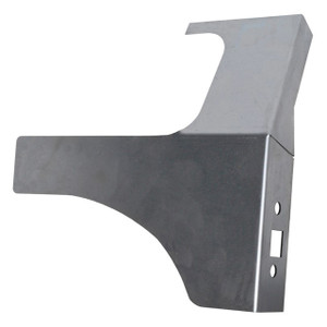 Defender 90/110 & Series Left Hand Side Bulkhead Upper Repair Panel - DA4065N