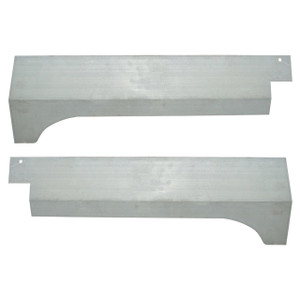 Defender 90/110 & Series Extended Bulkhead Upper Repair Panel Pair - DA4680