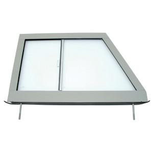 Series 3 Door Top Glazed Right Hand Side - MTC5382G