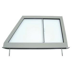 Series 3 Door Top Glazed Left Hand Side - MTC5383G