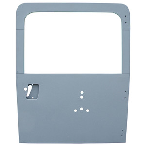 Defender & Series Safari Rear Door - Unglazed with Spare Wheel - RTC6247