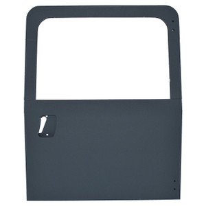 Defender & Series Safari Rear Door - Unglazed without Spare Wheel - RTC6248NG