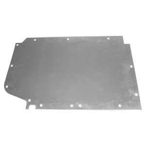 Defender 90/110 Front Right Hand Side Floor Panel - ALR1742
