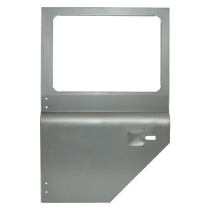 Defender 110/130 Left Hand Side 2nd Row Replacement Door Skin Steel - DA4142