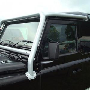 Defender External Wagon Style Bar Silver Safety Devices - RBL2303SSS