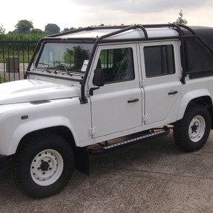 Defender 110 Td5 Double Cab Roll Cage Safety Devices - RBL1857SSS