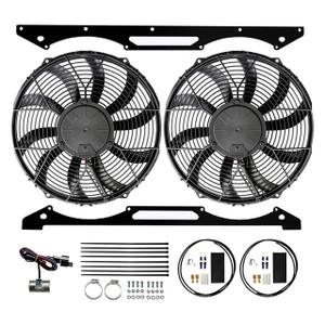 Series 3 Electronic Fan Conversion Kit Revotec - DA8964