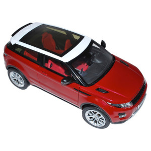 Range Rover Evoque Die-Cast 1:18 Scale Model Toy Red - DA1219
