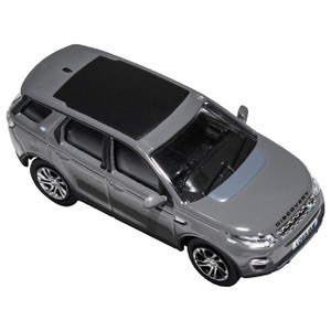 Discovery Sport Die-Cast 1:76 Scale Model Toy Corris Grey - DA1317