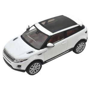 Range Rover Evoque Diecast Model Fuji White - LRDCA3EVOQ