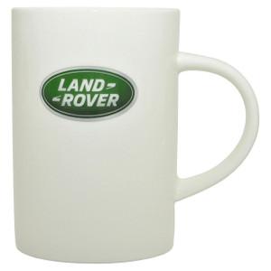Logo Mug China White Land Rover - LRCORPMUG14