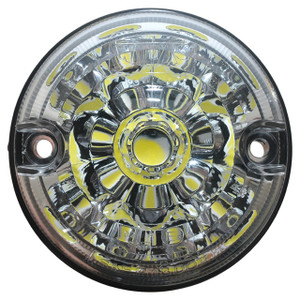Defender & Series 2/3 Single Front LED Side Light Clear Wipac - AMR6514LED