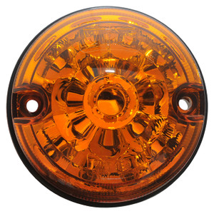 Defender & Series 2/3 Single Rear LED Indicator Light Amber Wipac - AMR6515LED