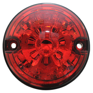 Defender & Series 2/3 Single LED Stop & Tail Light Red Wipac - XFD100100LED