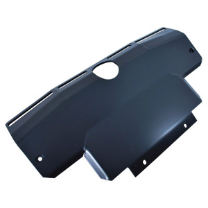 Discovery 4 Sump Guard Black - DA7535B
