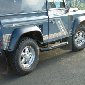 JGS4x4 | Land Rover Defender 90/110 Off-Road Wide Wheel Arch Kit Unbreakable - DA2366