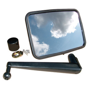 Defender Unbreakable Flat Mirror Kit with Long Arm - DA4406