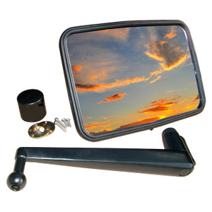 Defender Unbreakable Convex Mirror Kit with Long Arm - DA4409