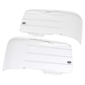 Discovery 2 Front Lamp Guard Acrylic Protector Pair - STC50064