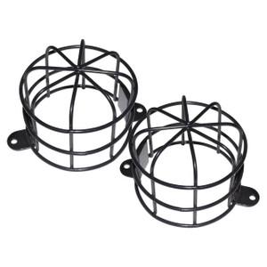 Defender Rear Lamp Guard Pair Round - VUB504110