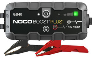NOCO GB40 Genius Boost Plus 1000 Amp 12V UltraSafe Lithium Jump Starter