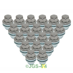 JGS4x4 | Land Rover Range Rover L322 L405 Alloy Wheel Nut Set of 20 - RRD500510X