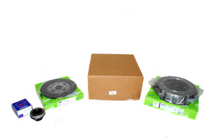 JGS4x4 | Land Rover Defender 200TDI & 300TDI Clutch Kit VALEO - LR009366G
