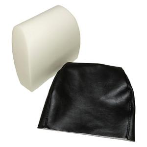 Defender Headrest Re-Trim Kit Black - DA5685