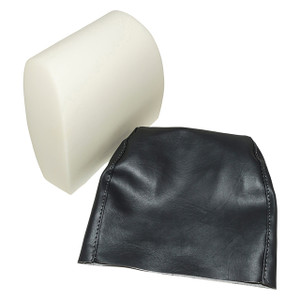 Defender Headrest Re-Trim Kit Grey - DA5686