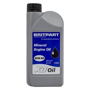20W-50 XD Mineral Engine Oil - DA1822