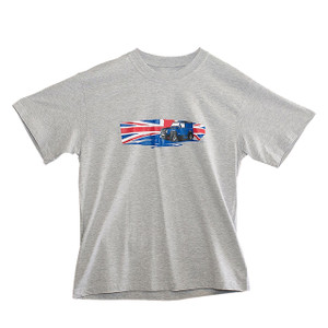Union Jack Design Large T-Shirt - DA8053