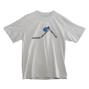 Because The Earth Design X-Large T-Shirt - DA8059