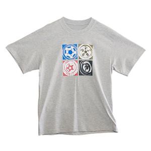 Wheel Design Large T-Shirt - DA8063