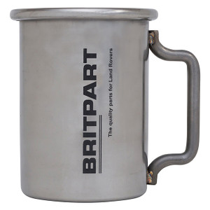 Defender Exhaust Style Stainless Steel Mug Single - DA1511